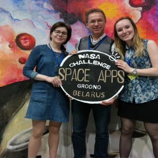 Хакатон #NASA #Space #Apps #Challenge 2017
